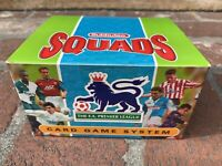 1996 Hasbro Subbuteo Soccer Football Card Box David Beckham Rookie RC card? Pack