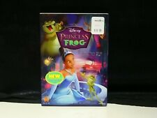 The Princess and the Frog (Dvd, 2009)