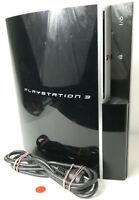 Sony PlayStation 3 Fat  80GB | 80 GB | PS3 | Konsole | Schwarz |gebraucht