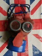 More details for ww2 original childrens mickey mouse gas mask