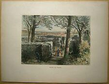 1884 print AUGUSTA, GEORGIA (#12)