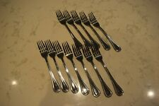 Set of 12 New Towle Stainless Steel Dinner Forks