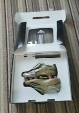 Adidas +F50.7 Tunit Gold Football Boots Size 5.5