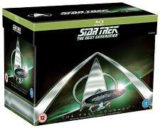 STAR TREK THE NEXT GENERATION COMPLETE SERIES 41 DISC BLU-RAY BOX SET RB AUS NEW