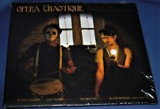 music cd DEATH OF THE PHANTOM OF THE OPERA by OPERA CHAOTIQUE mint sealed unopen