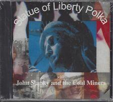 "STANKY & HIS COAL MINERS ""Statue Of Liberty Polka"" NEW SEALED  POLKA CD-Last 2!"