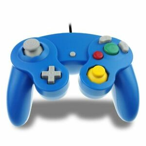 Wired NGC Controller Gamepad For Nintendo GameCube GC & Wii U Console Colors NEW