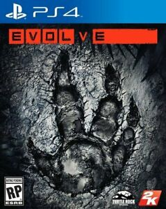 EVOLVE ULTIMATE EDITION PS4 GAME NEW