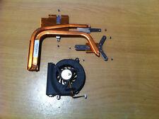 Packard Bell EasyNote MB85 ARES GP2W AP2T0 Heatsink FBPB2012010 Fan w/ Screws