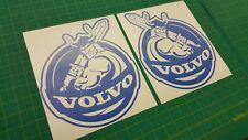 Volvo Fh Fmx FH16 Vnl Fm Fe Fl Delante Angular / Panel Pegatinas Todos los