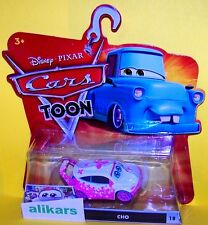 T-CHO #18 Disney Cars Toons Tokyo Mater tall Tales Toon autos diecast