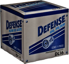 Oil Filter DL16 Defense