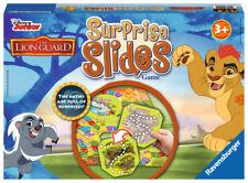 New! 21242 Ravensburger The Lion Guard Surprise Slides Game Disney Board Puzzle