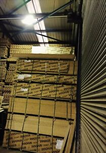 """CHIPBOARD MDF WOOD SHEETS FOR PALLET RACKING SHELVING MEZZANING FROM """"BB2 2QH"""""""