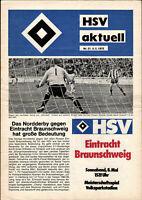BL 75/76 Hamburger SV - Eintracht Braunschweig, 08.05.1976