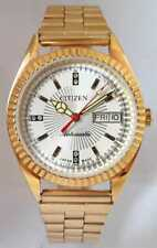 Vintage Citizen Automatic Japan Made Movement No.8200 Men's Watch