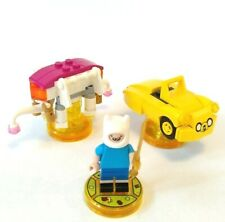 Lego Dimensions Adventure Time Level Pack 71245 Complete with Finn Minifigure