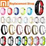 Für Xiaomi Mi Band 3 Silikon Ersatz Bracelet Armband Ersatzband Uhrenarmband