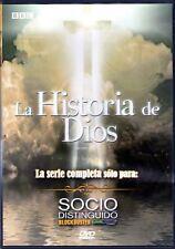 BBC La Historia De Dios: La Serie Completa (DVD) Socio Distinguido Promo