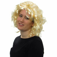 Women's Sexy Wig Fancy Dress Cosplay Costume Full Head Wigs For Parties
