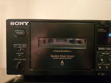 Sony TC-WE675 Professional Stereo Dual Hifi Cassette Deck
