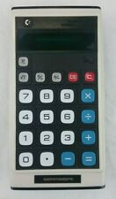 Vintage Commodore Portable Electronic Calculator Model GL 998D - Working
