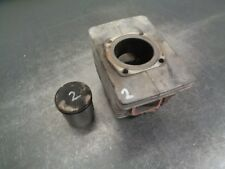 1981 81 SKI DOO 377 SAFARI SNOWMOBILE ENGINE MOTOR CYLINDER JUG PISTON #2