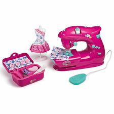 Macchina da cucire giocattolo cucito per bambina bimba luci suoni con pedale 3+