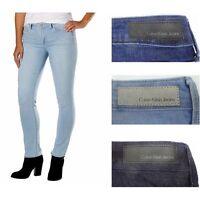 Calvin Klein Women's Ultimate Skinny Slim Fit Jeans Choose Size & Color -F