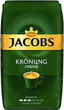 Jacobs Krönung Caffè Crema Whole Coffee Beans 1 kg Imported, UK Seller!