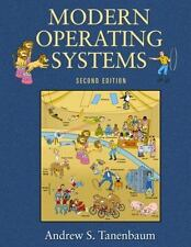 Modern Operating Systems (2nd Edition) (GOAL Series) by Tanenbaum, Andrew S., Go