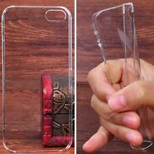 5 5G 5S Hard Case Cover Skin For Apple iPhone Transparent Ultra Thin Clear