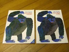 From Head to Toe/De la Cabeza a los pies, Eric Carle (Eng./Spanish Version) 1997