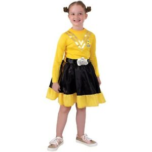 The Wiggles Deluxe Emma Costume - Size 18-36 months