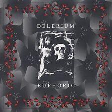Euphoric EP by Delerium (CD, Oct-1991, Roadrunner Records)