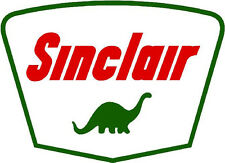 SINCLAIR VINYL STICKER (A102)
