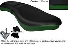 DARK GREEN & BLACK CUSTOM FITS KEEWAY SUPERLIGHT 125 11-13 DUAL SEAT COVER