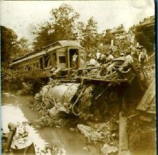 Frisco Railroad Train Wrecks 1913-1974  CD St. Louis & San Francisco Railroad