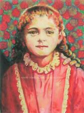 "ST THERESE of LISIEUX of the CHILD JESUS (Saint Theresa)—8.5x11""—Catholic Art"