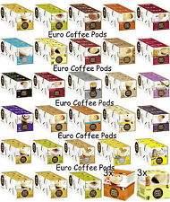 Nescafe Dolce Gusto Coffee Pods, Capsules - 3 Boxes - Select From 40 Flavours