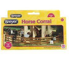 Breyer Classics Pferde Koppel 10 Zaunteile