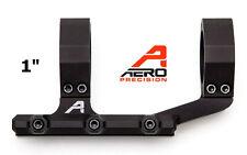 "Aero Precision Ultralight 1 Inch Scope Mount, 1"" Extended APRA210400 - Black"