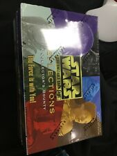 Star Wars Reflections A Collector's Bounty Box Sealed