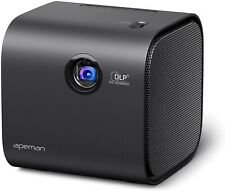 "Projector APEMAN Mini Portable Projector with Full HD 1080P and 180"" Display,..."