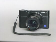 Sony Cyber-shot DSC-RX100 III 20.1MP Digitalkamera