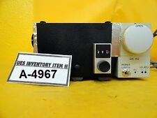 Jobin Yvon H-10 VIS Monochromator DA-40 TEL Tokyo Electron Unity 2 Used Working