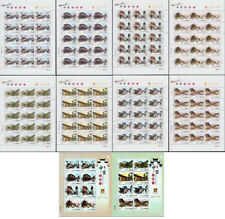 CHINA 2013-12 Ancient Town of China Stamps(1)full sheet+mini-pane