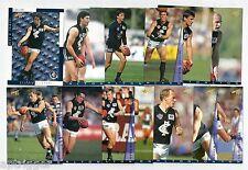 1997 Select CARLTON Team Set (13 Cards)  +++