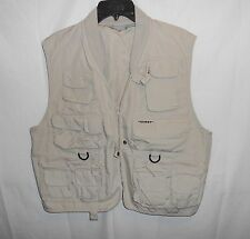 Quest Photography Fishing Safari Multi pocket Vest Sz L/XL