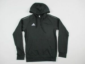 adidas Sweatshirt Men's Black Cotton New Multiple Sizes